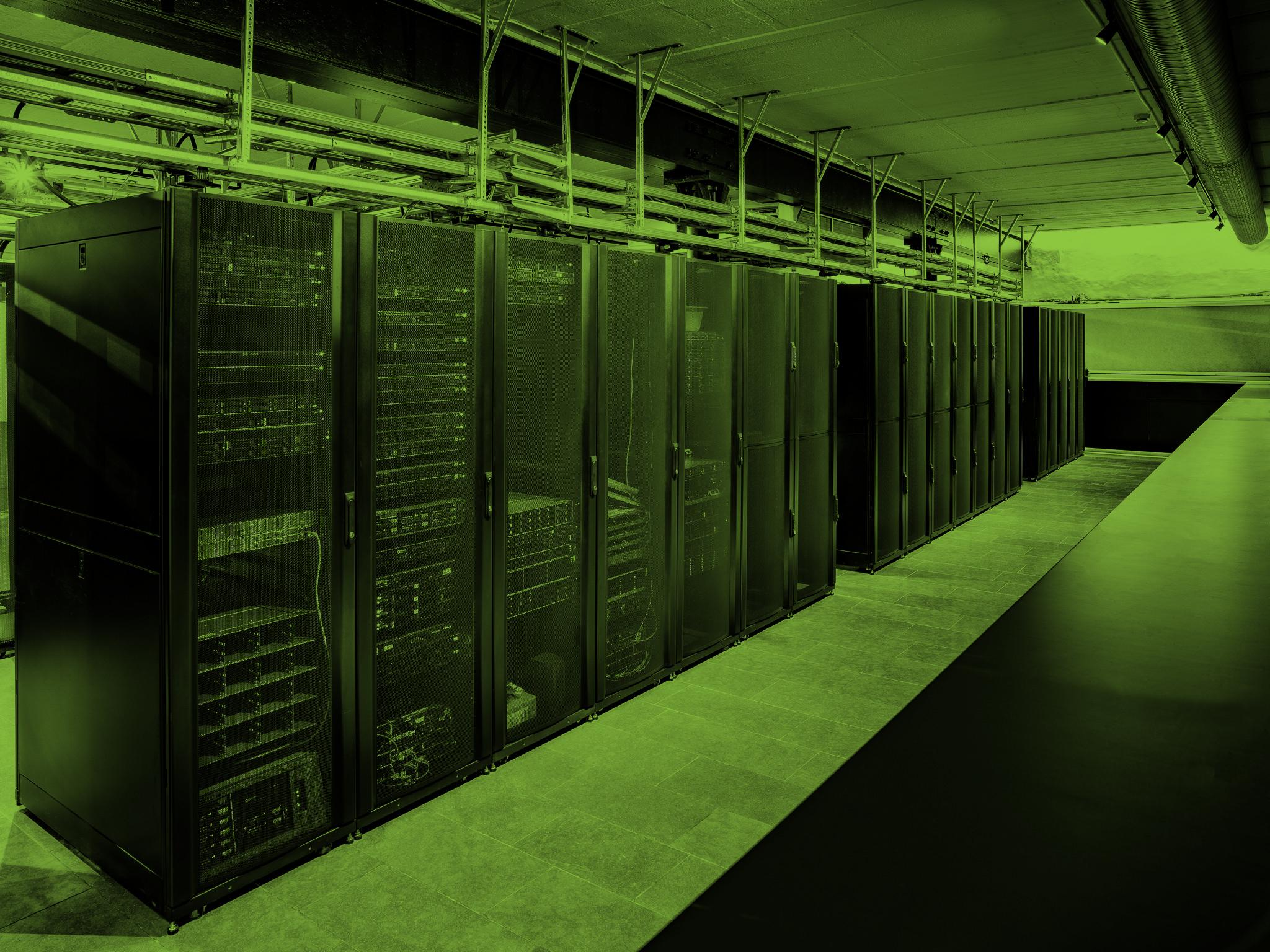 Datacenter Sverige